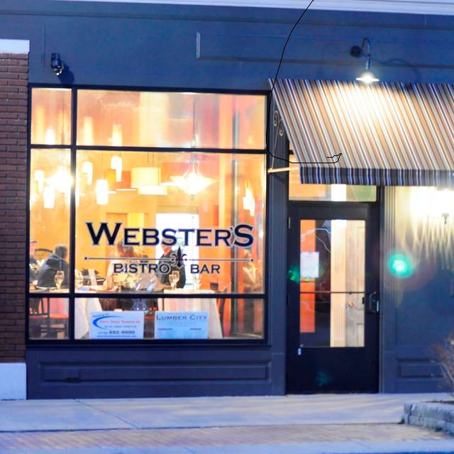 Webster's Bistro & Bar, North Tonawanda, NY