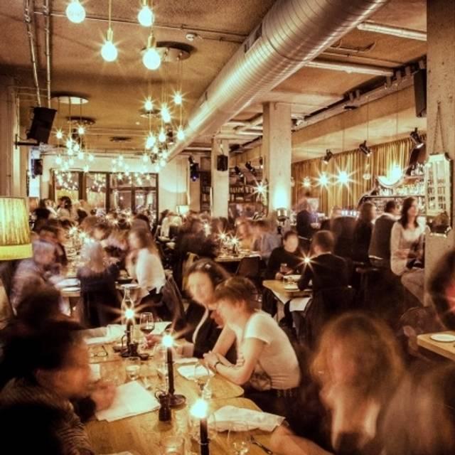 The Lobby Restaurant & Bar - Hotel V, Amsterdam, Noord-Holland
