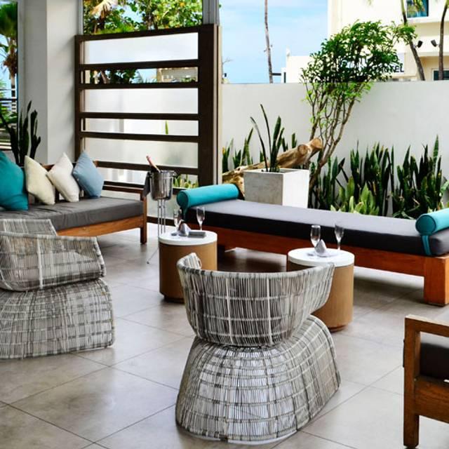 The-atrium-lounge-condado - Oceano, San Juan, PR