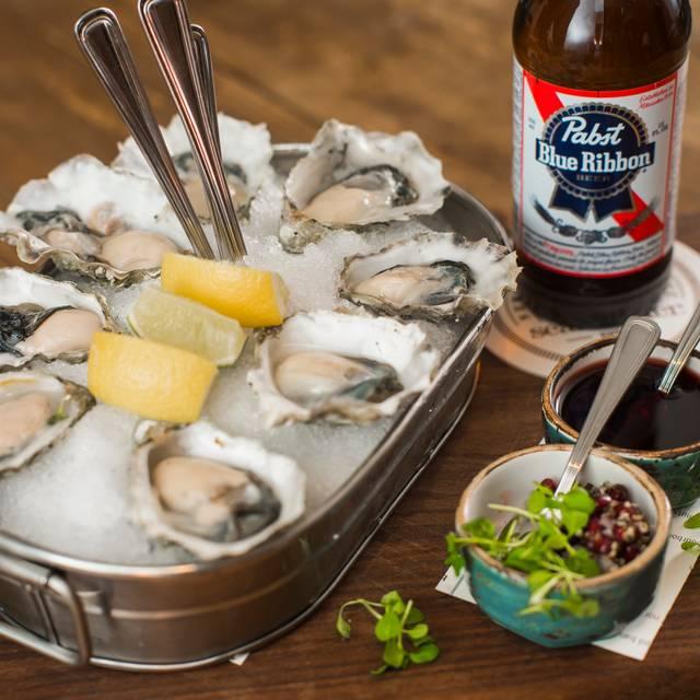 Oysters - Searsucker - Las Vegas, Las Vegas, NV