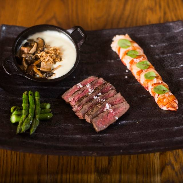 Surf And Turf - Kumi Japanese Restaurant + Bar - Mandalay Bay, Las Vegas, NV