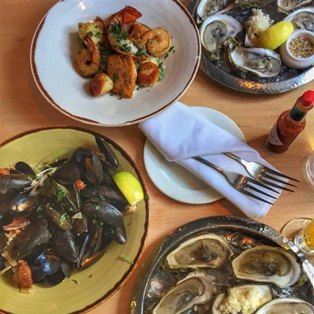 Little Fish Restaurant & Oyster Bar, Halifax, NS