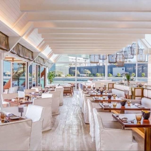 Finz restaurant abu dhabi abu dhabi opentable for Ristorante cipriani abu dhabi