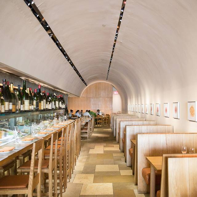 Bar Boulud Interior (Credit: Megan Swann) - Bar Boulud, New York, NY