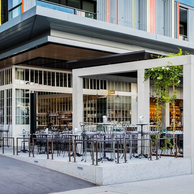 Abi Nikkito - Banksii Vermouth Bar & Bistro, Barangaroo, AU-NSW