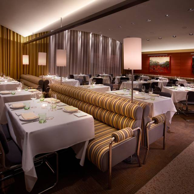 Bsud Interior Billmilne - Boulud Sud, New York, NY