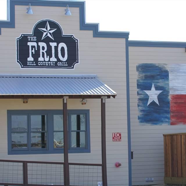 Frio Grill, Cypress, TX