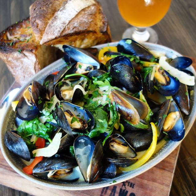 Mussels - The Dawson, Chicago, IL