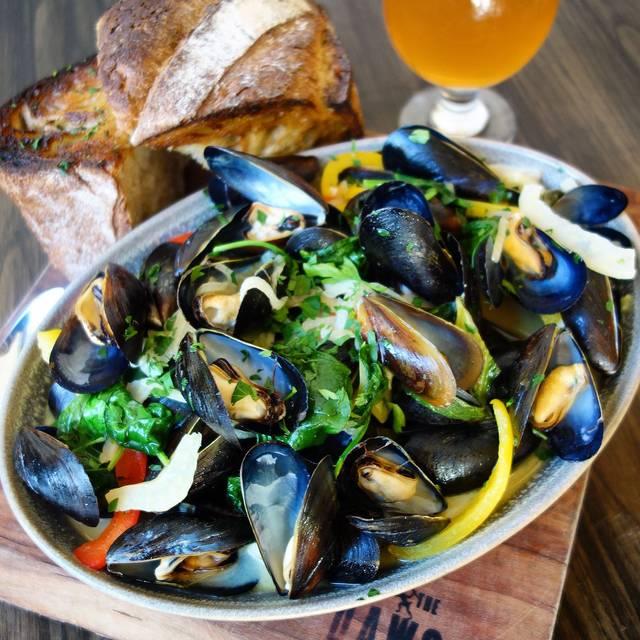 Mussels - The Dawson, Chicago, IL