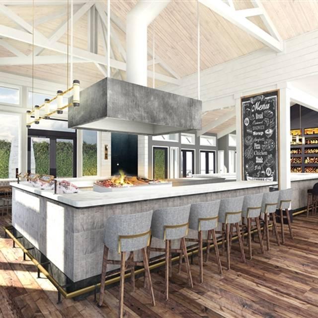 Salt Wood Kitchen and Oysterette, Marina, CA