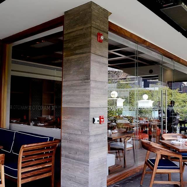 Terraza - Makoto - Polanco, Ciudad de México, CDMX