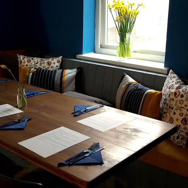 Kitchen Table Swansea Menu