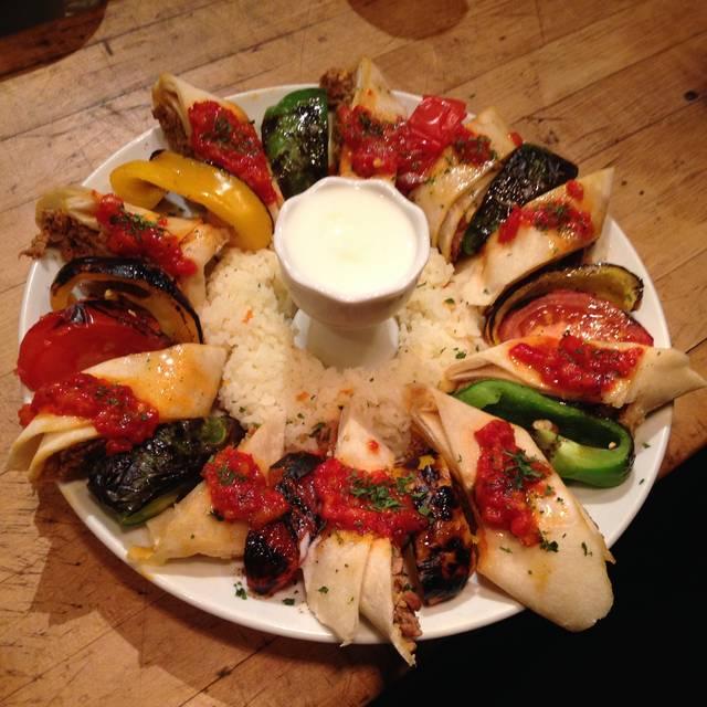 Istanbul Kebab House, Burlington, VT