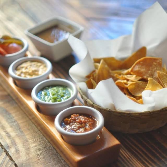 Chips & Salsa - Blind Burro, San Diego, CA