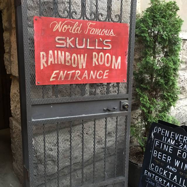 Skull's Rainbow Room, Nashville, TN