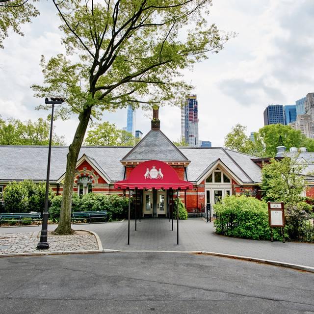 Tavern on the Green, New York, NY