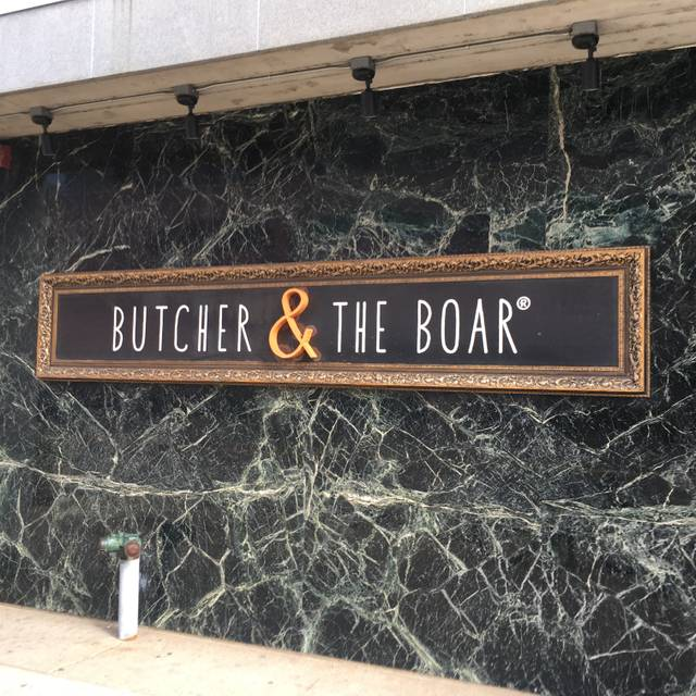 Butcher & the Boar, Minneapolis, MN