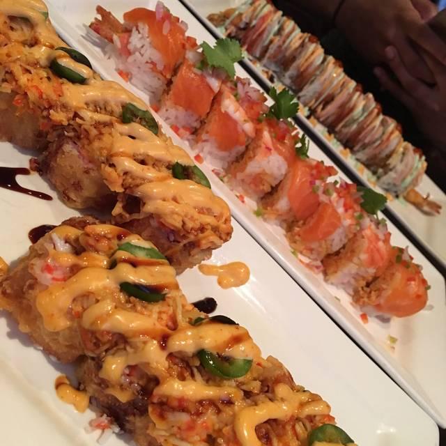 Edoko Sushi, Frisco, TX