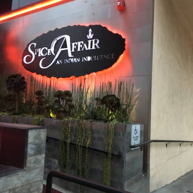 Spice Affair, Beverly Hills, CA