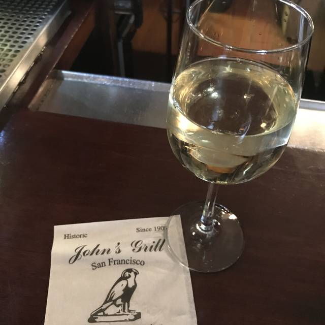 John's Grill, San Francisco, CA