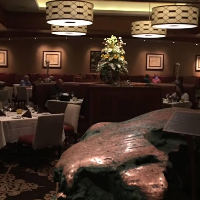 Copper Rock Steakhouse - Four Winds Casino Resort, New Buffalo, MI