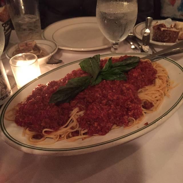 Tony's Di Napoli – Upper East Side., New York, NY
