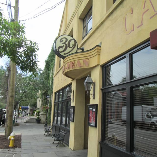 Rue De Jean Restaurant Charleston Sc Menu