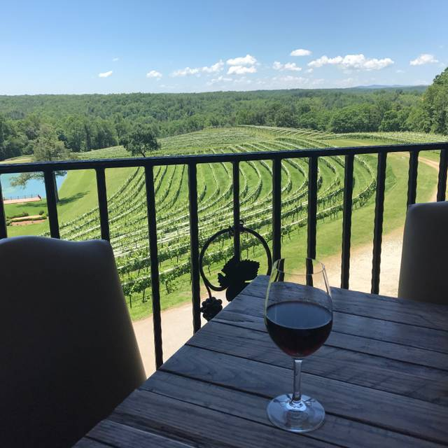 Le Vigne at Montaluce Winery, Dahlonega, GA