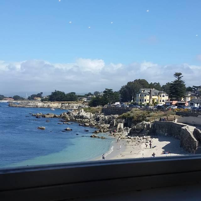 Beach House Restaurant At Point Pacific Grove Ca