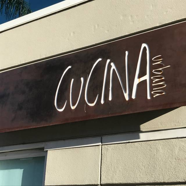 CUCINA urbana, San Diego, CA