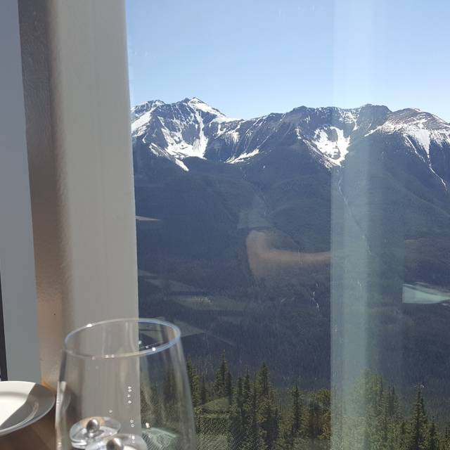 Sky Bistro, Mountain Top Dining @ Banff Gondola, Banff, AB
