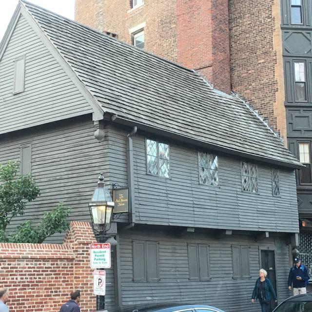 Trattoria Il Panino, Boston, MA