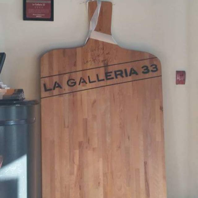 La Galleria 33, Boston, MA