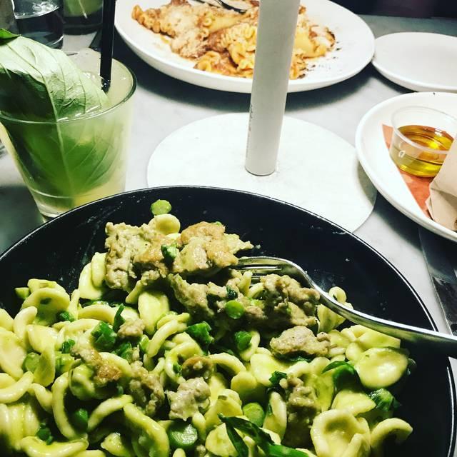 Giovanni Rana Pastificio & Cucina, New York, NY