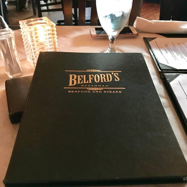 Belford's Savannah, Savannah, GA
