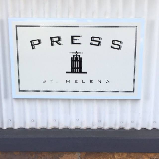 PRESS, St. Helena, CA