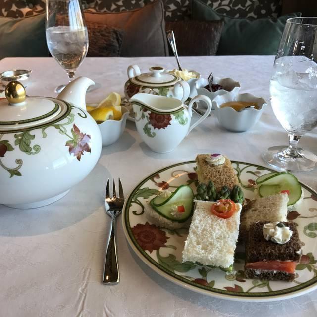 Afternoon Tea - The Phoenician, Scottsdale, AZ