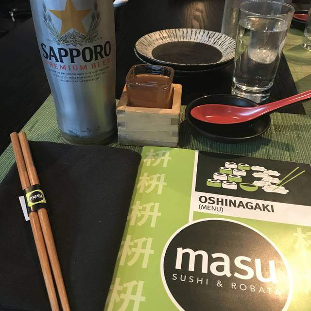 Masu Sushi & Robata, Minneapolis, MN