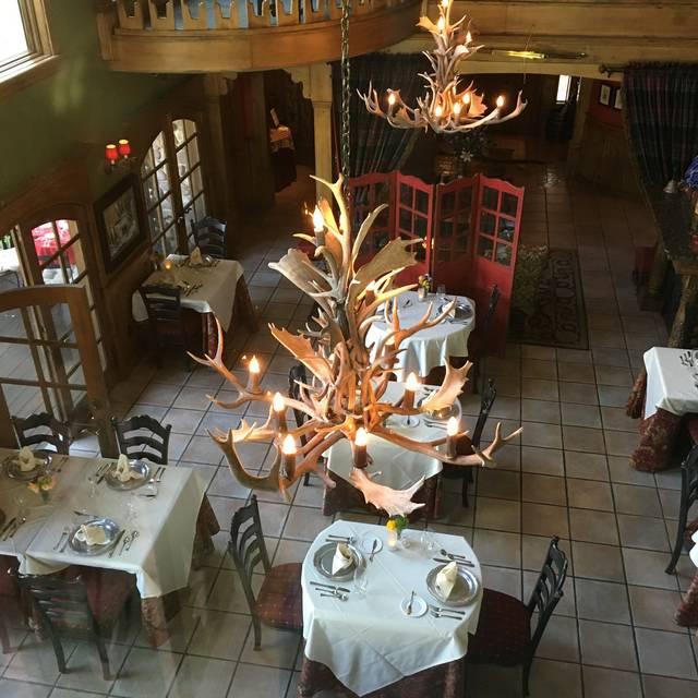 Blue Boar Inn & Restaurant, Midway, UT