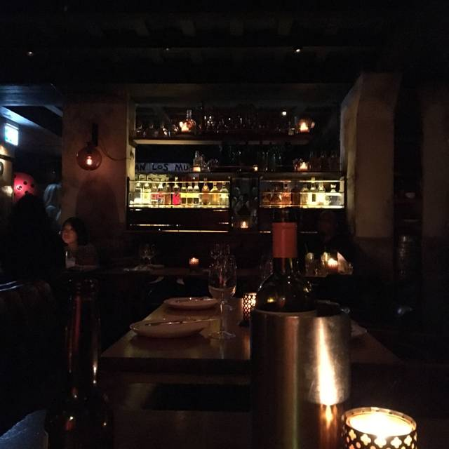 La Bodega Negra - Restaurant, London