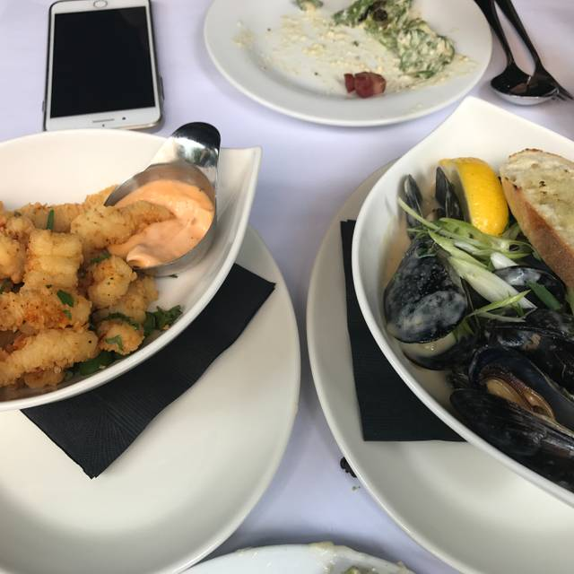 COAST Restaurant, Vancouver, BC