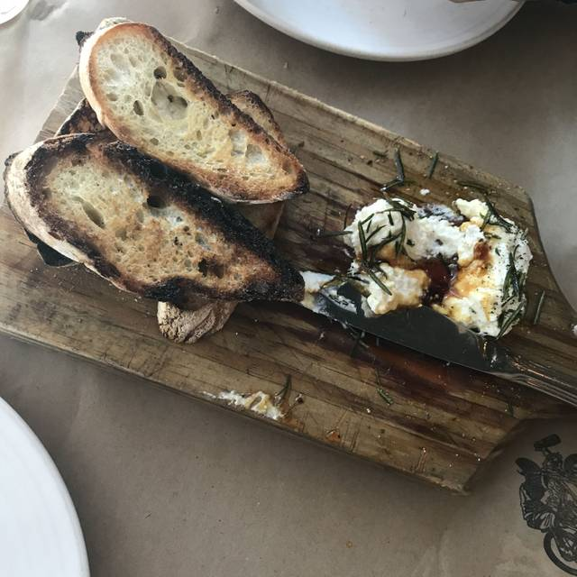 Osteria La Buca, West Hollywood, CA