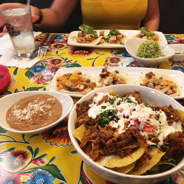 Gonza Tacos y Tequila - North Raleigh, Raleigh, NC