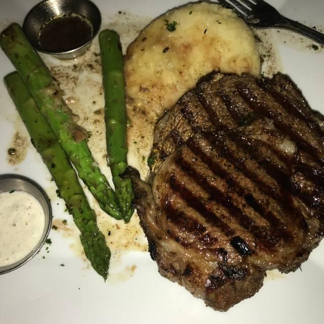 The Back Room Steakhouse, Apopka, FL