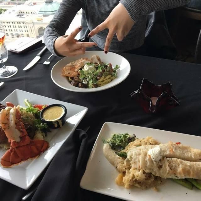 Prairie 360 Restaurant & Lounge, Winnipeg, MB