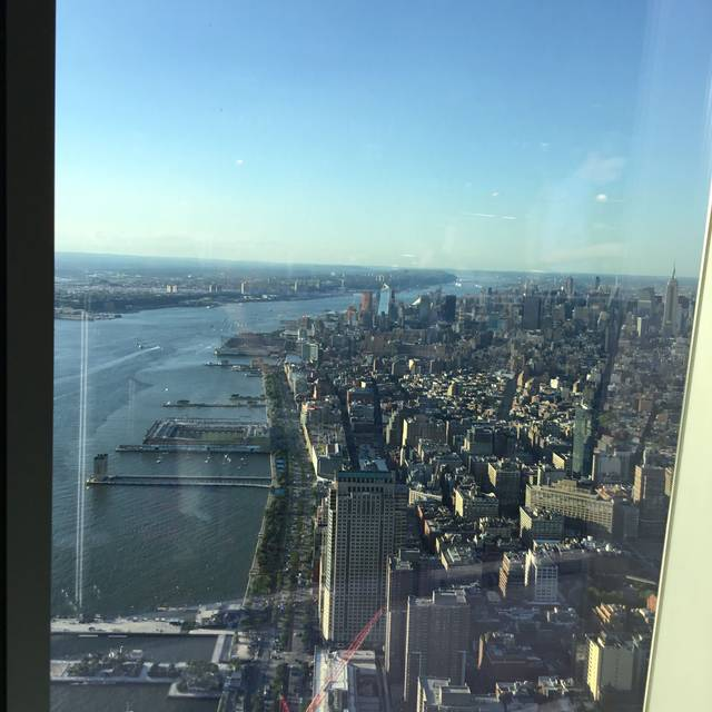 One Dine At One World Observatory New York Ny Opentable