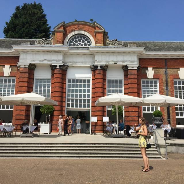 The Orangery at Kensington Palace, London