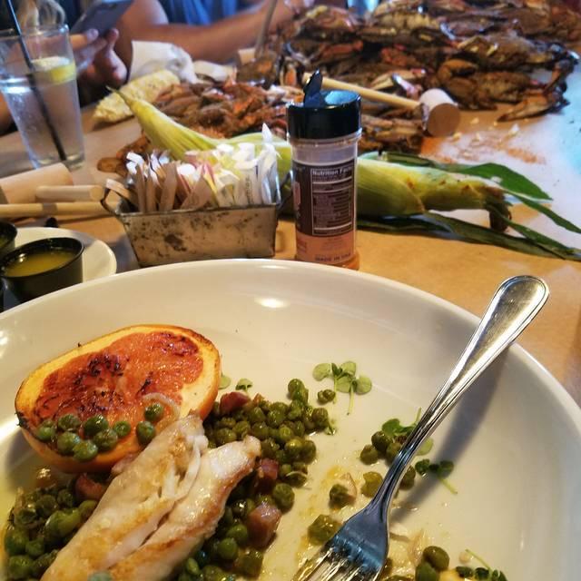 Conrad's Seafood Restaurant, Nottingham, MD