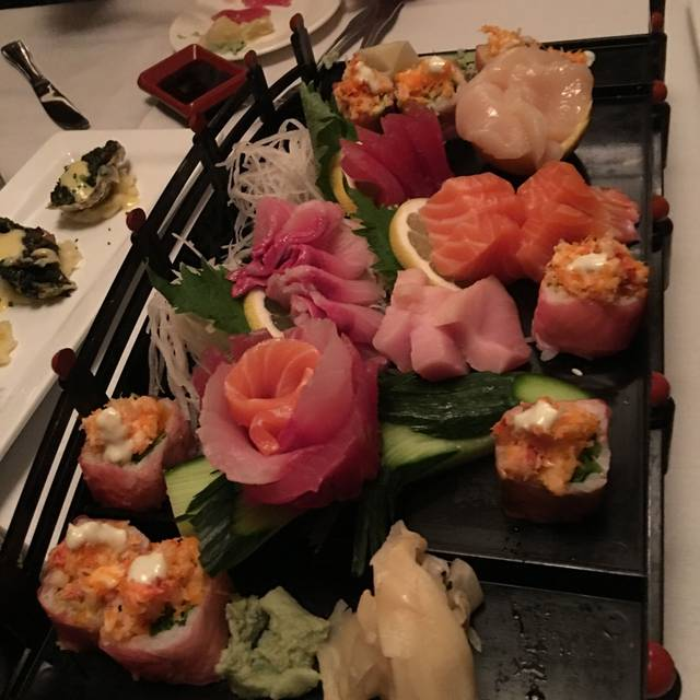 Willy's Steakhouse Grill & Sushi Bar, Shrewsbury, MA