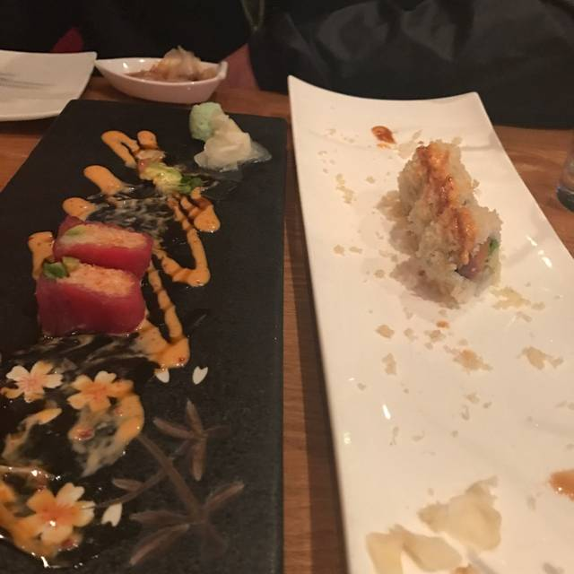 Raku Sushi - West End, St. Louis Park, MN